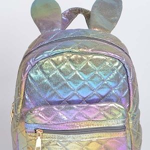 Mermaid Backpack with ears 1 Avail